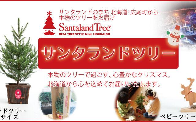 サンタランドツリー
